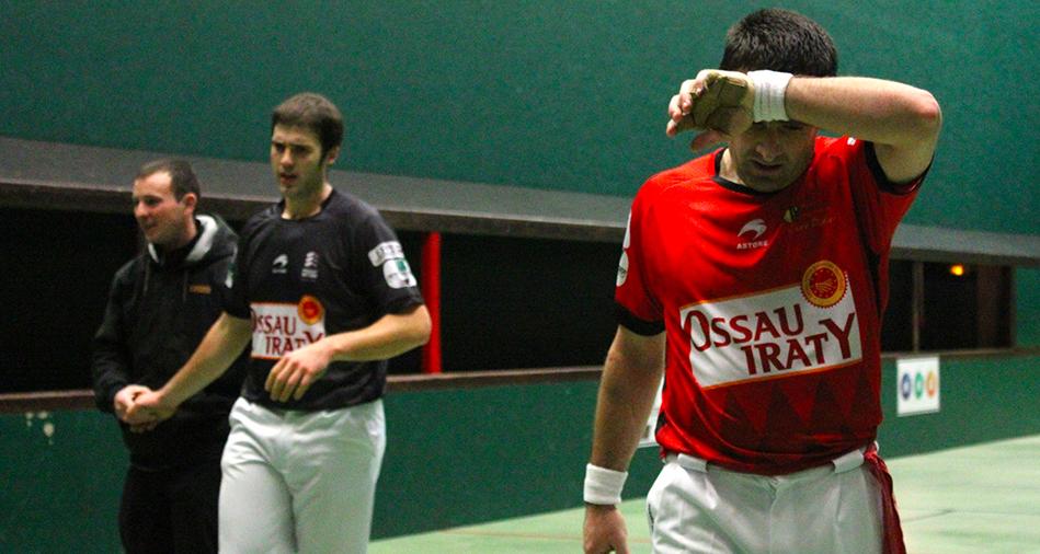 De Ezcurra joue son dernier championnat individuel