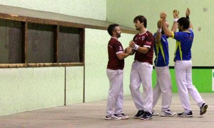 Etcheverry-Harismendy et Etcheto-Arbeletche en finale