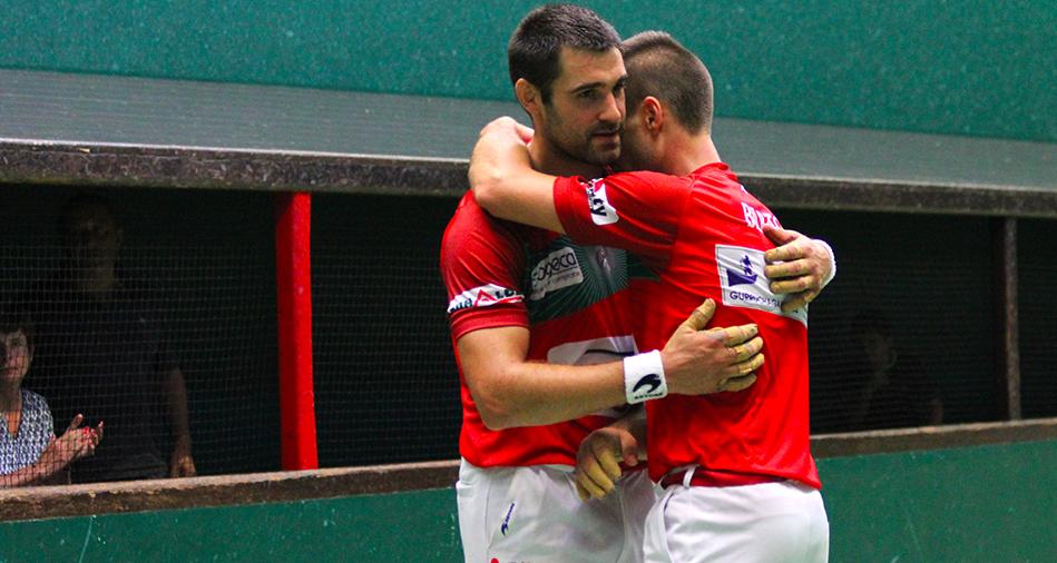 Etchegaray-Bilbao en finale du tournoi Hoberenak