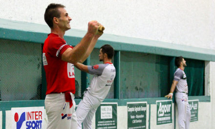 Ospital-Bilbao remportent le tournoi de Sare