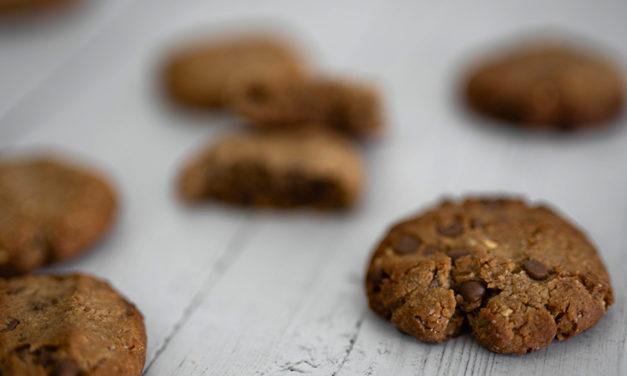 Cookies de Pâques énergétiques