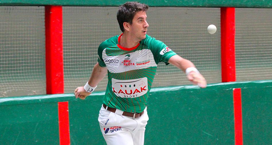 Maiz-Palomes s'imposent face à Olçomendy-Sanchez