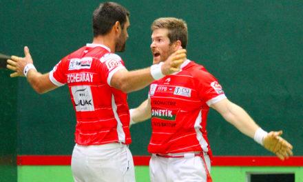 Etchegaray-Ducassou sont en demi-finale