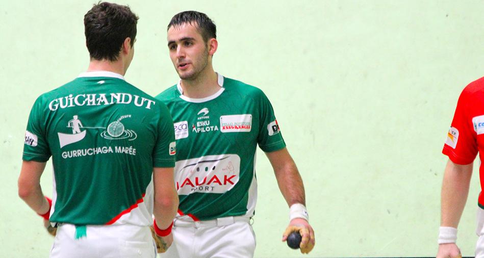 Les frères Larralde et Ospital-Guichandut en finale à Baigorri