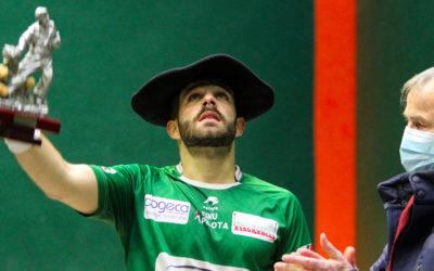 Peio Larralde renoue avec la victoire