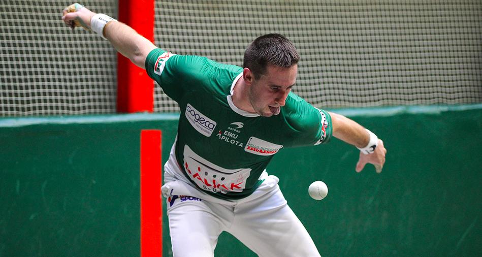 Coupe des chasseurs: Etchegaray-Çubiat en demi-finale