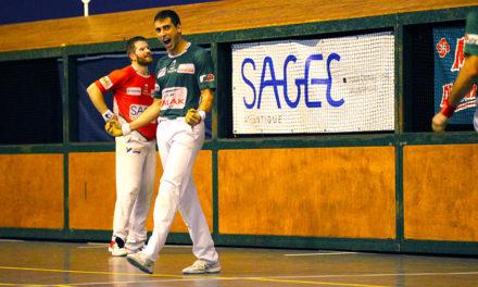 Ospital-Sanchez se font peur à Bidart