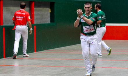 Coupe des chasseurs: Ziarrusta-Ugarte et Inchauspé-Çubiat en finale